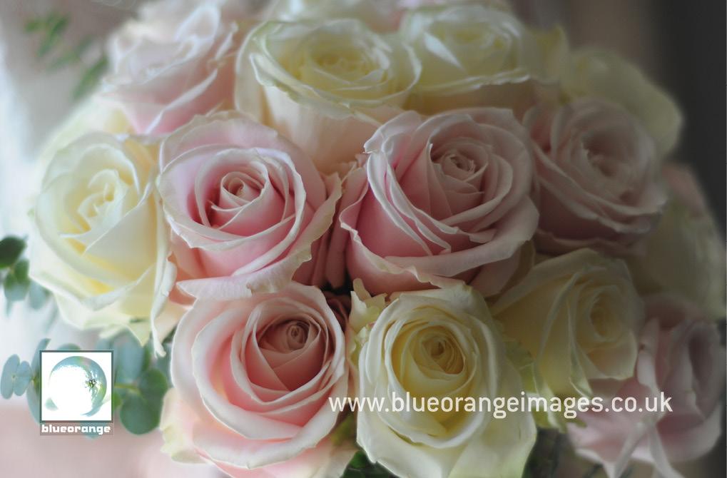 Bride's bouquet Denham Grove wedding venue, Bucks