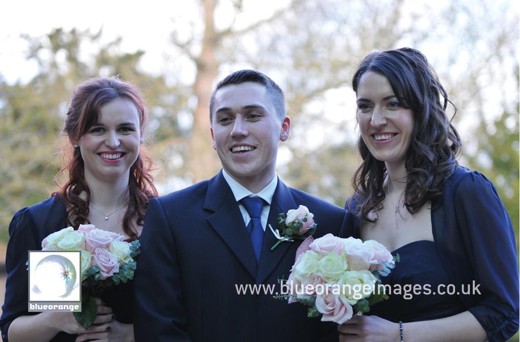 Denham Grove wedding venue, Bucks