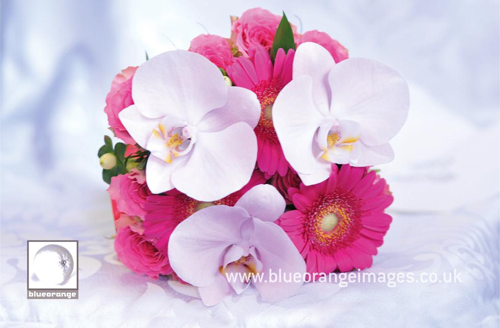 bride's bouquet – Denham Grove Hotel