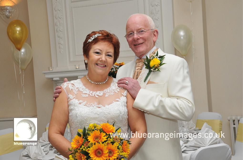 Jeanne & Alfie, Hunton Park wedding venue photos