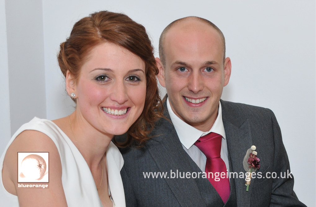 Emma and Paul's wedding, Watford Registry Office