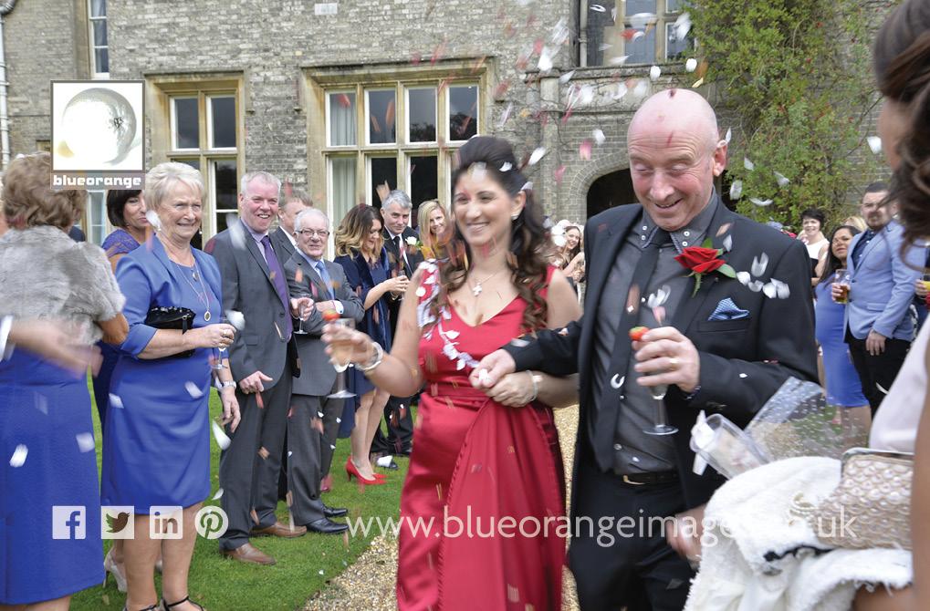Kathy & Mick, Shendish Manor wedding photos