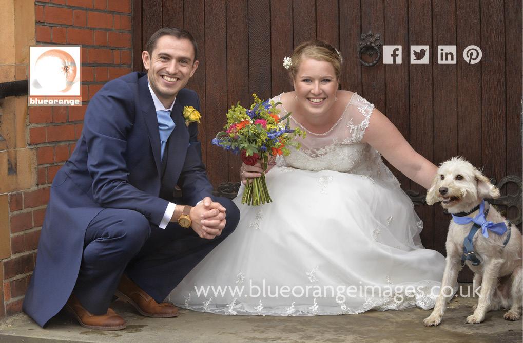 Kartiona & Mike, Sandridge village wedding photos