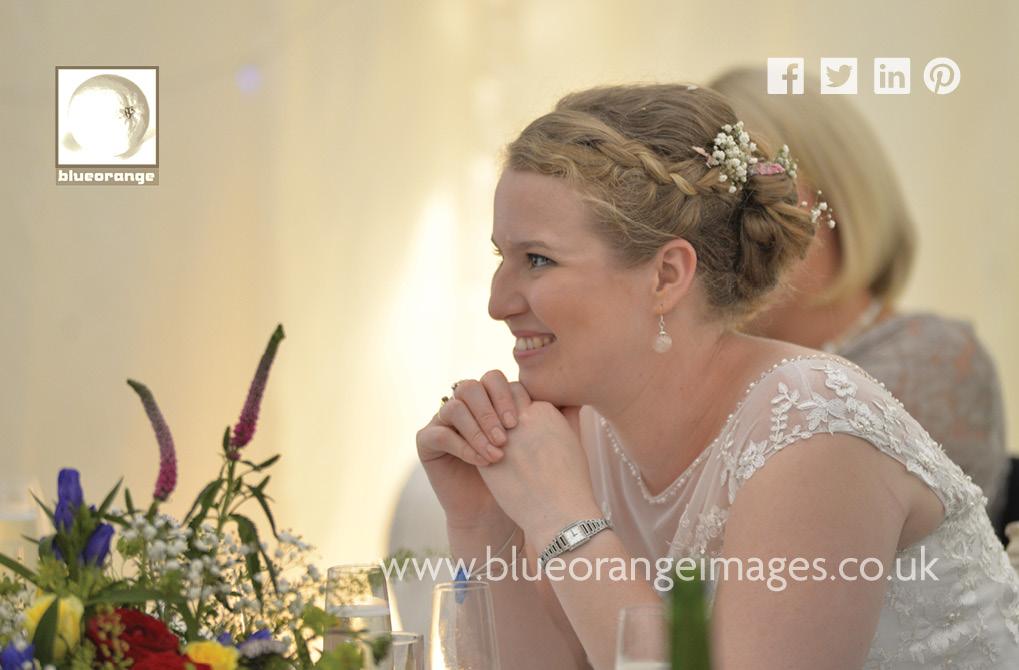 Katriona & Nick's wedding reception in Sandridge, St Albans