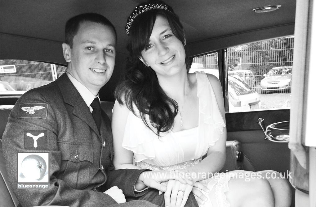 Louise & Sam, Bushey Baptist Church wedding photos
