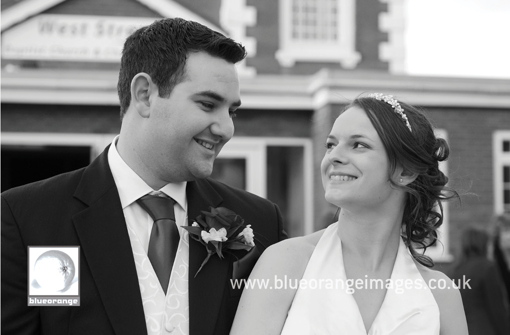 Dunstable wedding photos – Grace and James