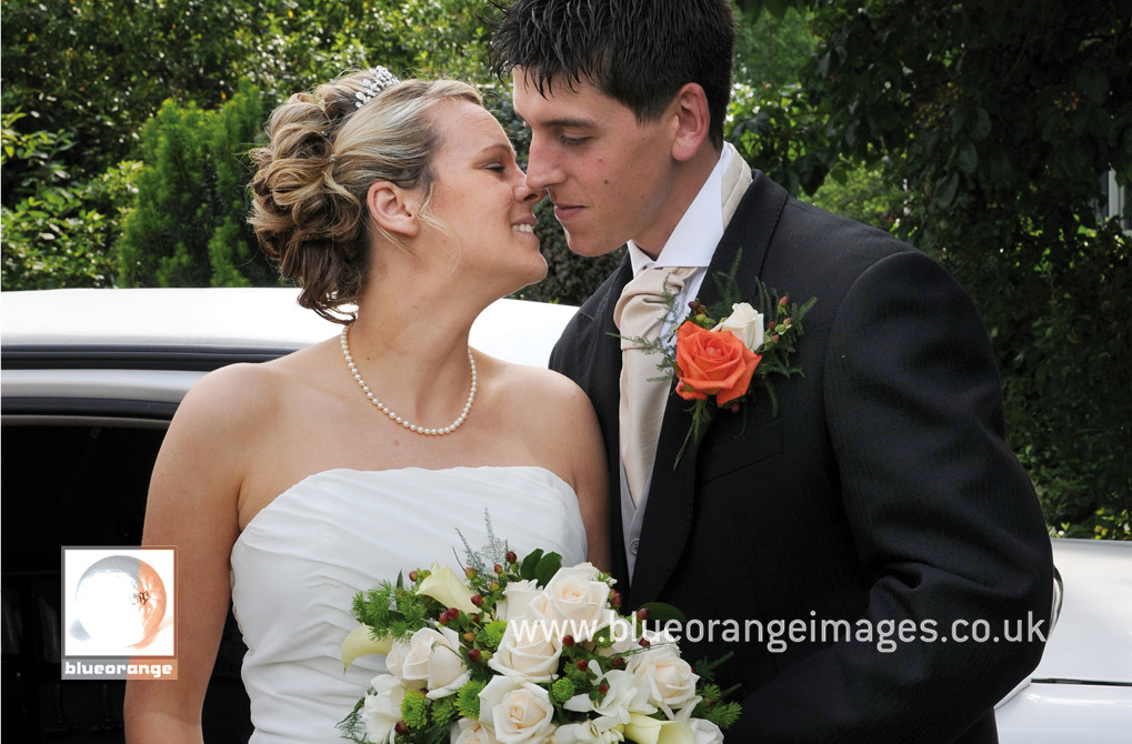 Cheryl & Ross's wedding photos, St Lawerence Church, Abbots Langley