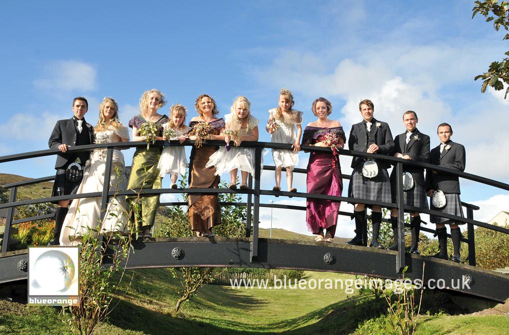 Naomi & Daniel wedding photos Lerwick & Weisdale, Shetland