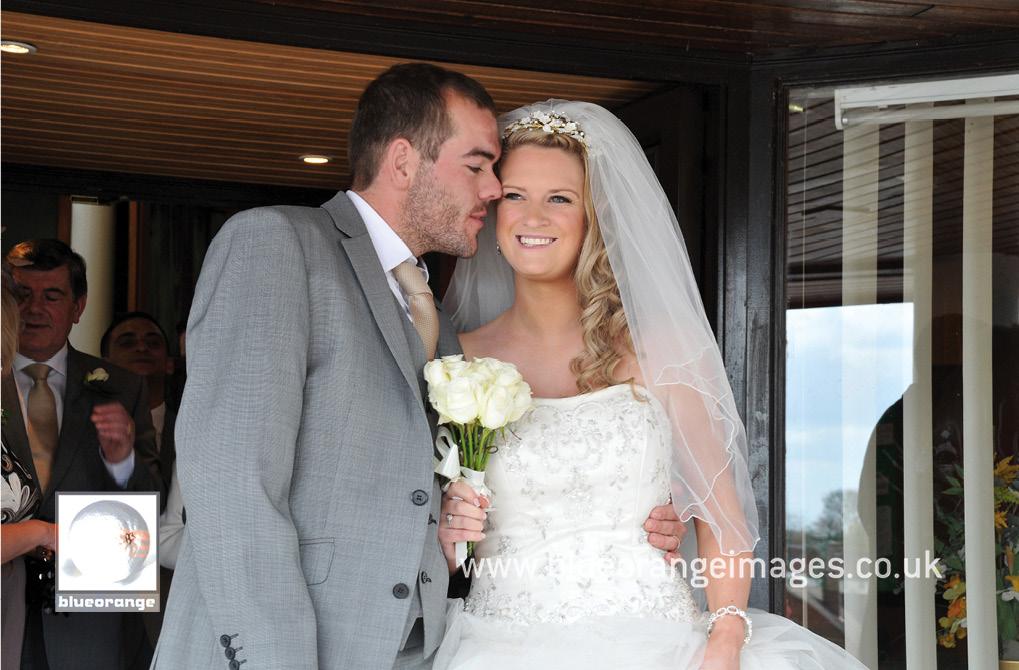 Wedding photos at Watford Church of the Nazarene and at Watford Boys' Grammar School