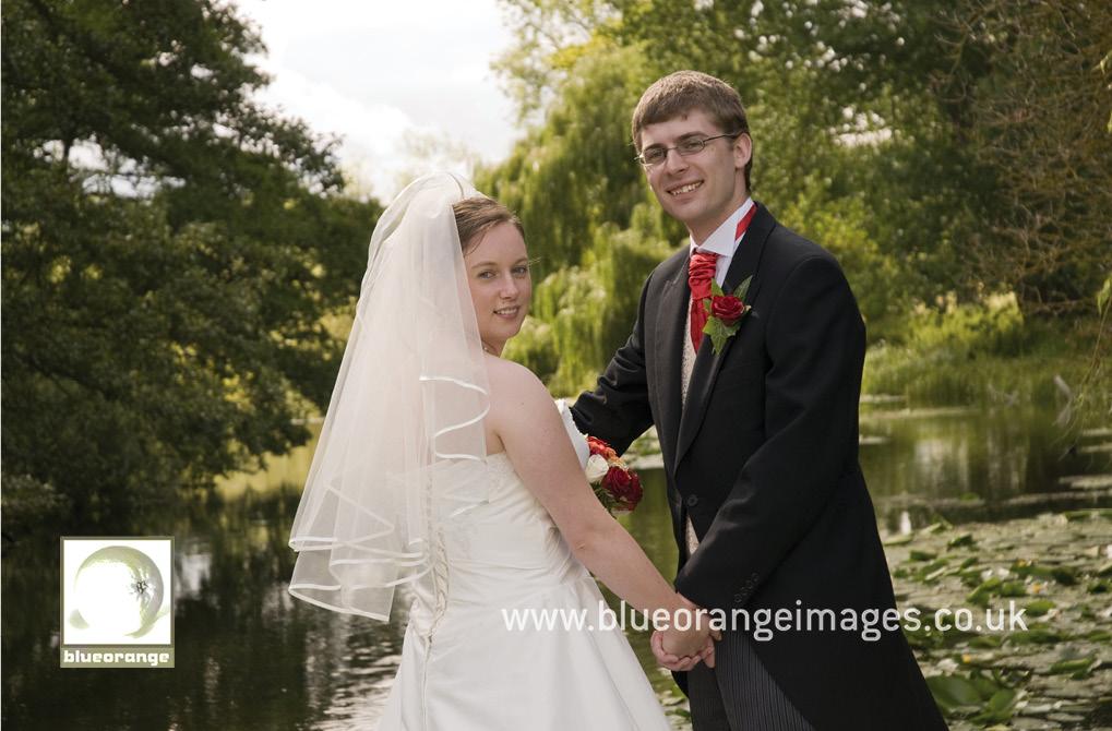 Hannah & Jon's wedding photos at Bushey Baptist Church, Herts