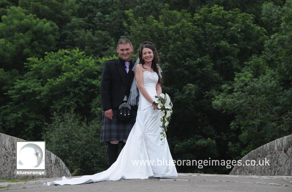 Ashleigh & Noel, Ellon wedding photos