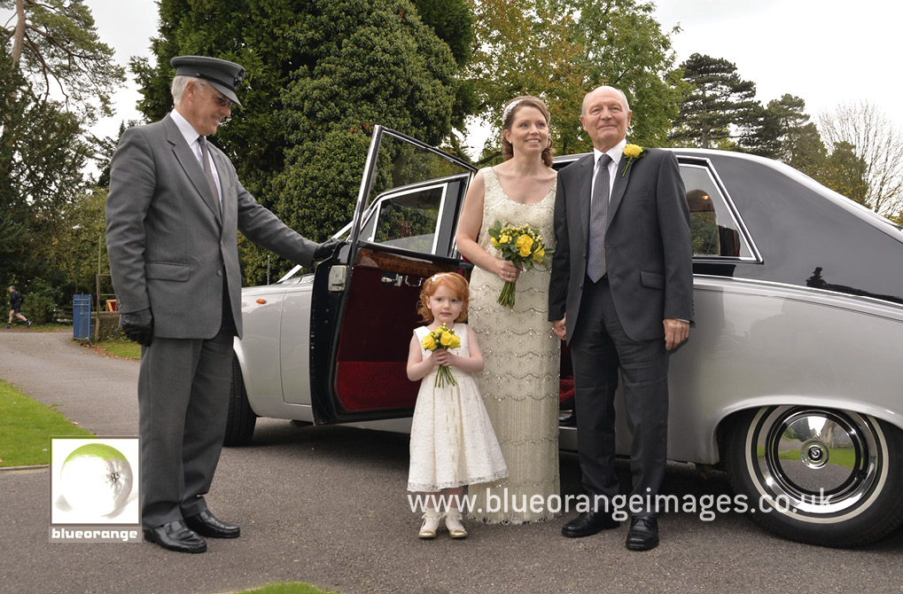 Helen & Gareth, St Paul's Langleybury wedding photos
