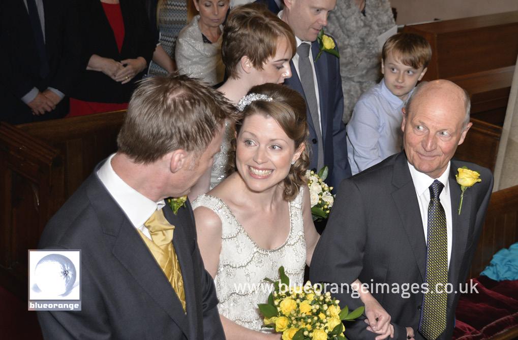 Helen & Gareth, St Paul's Langleybury wedding photos