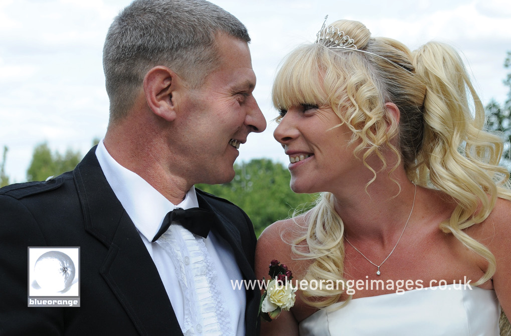 Sue & Dave, Abbots Langley wedding blessing