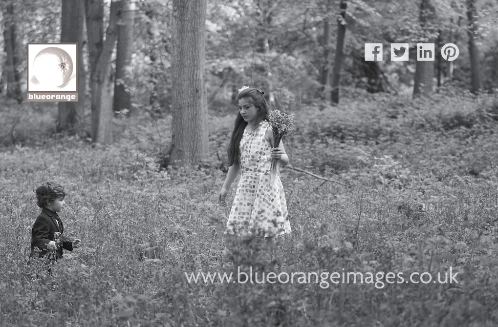 Blue Orange Images family photography portraits, Whippendell Woods, Watford