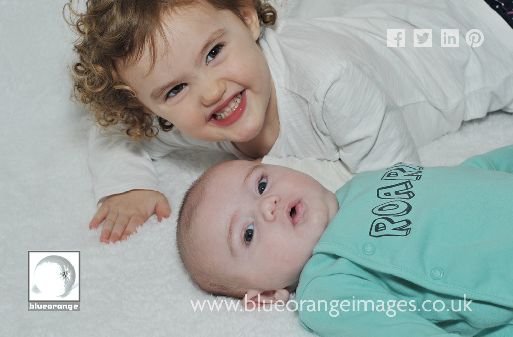 Blue Orange Images family photography portraits, St Albans