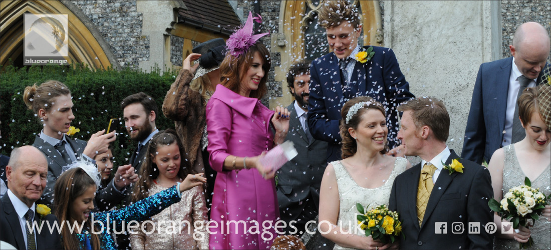 St Pauls Langleybury wedding photos