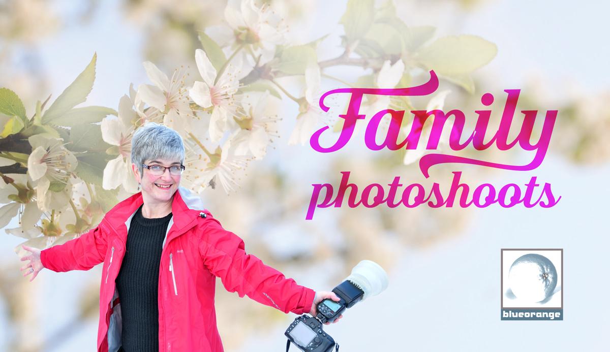 Family photo portraits – Watford, Herts. Blue Orange Images