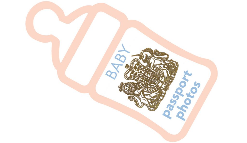 Baby passport photos in the Watford area