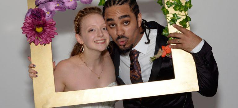Bethan & Jerome's wedding