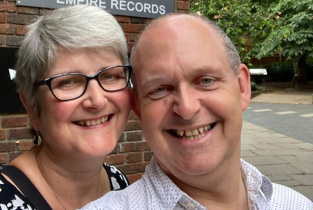 Edna & John photo in St Albans, Blue Orange Images Photographers