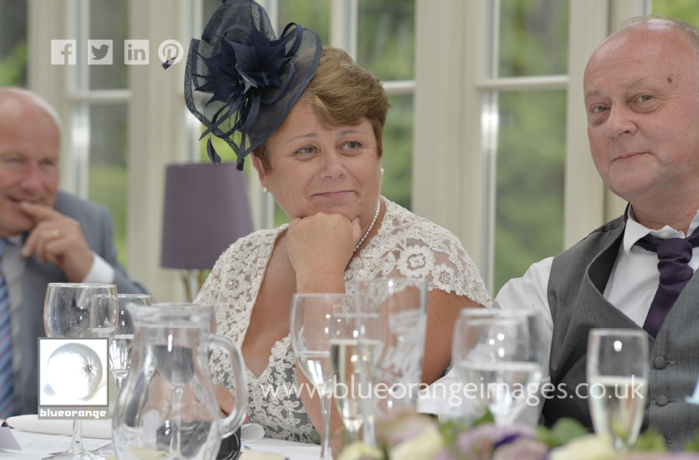 Mother and father of the groom, St Albans wedding