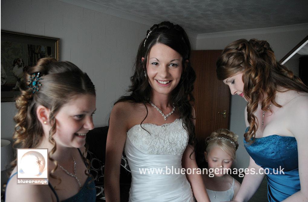 Ashleigh & Noel's wedding