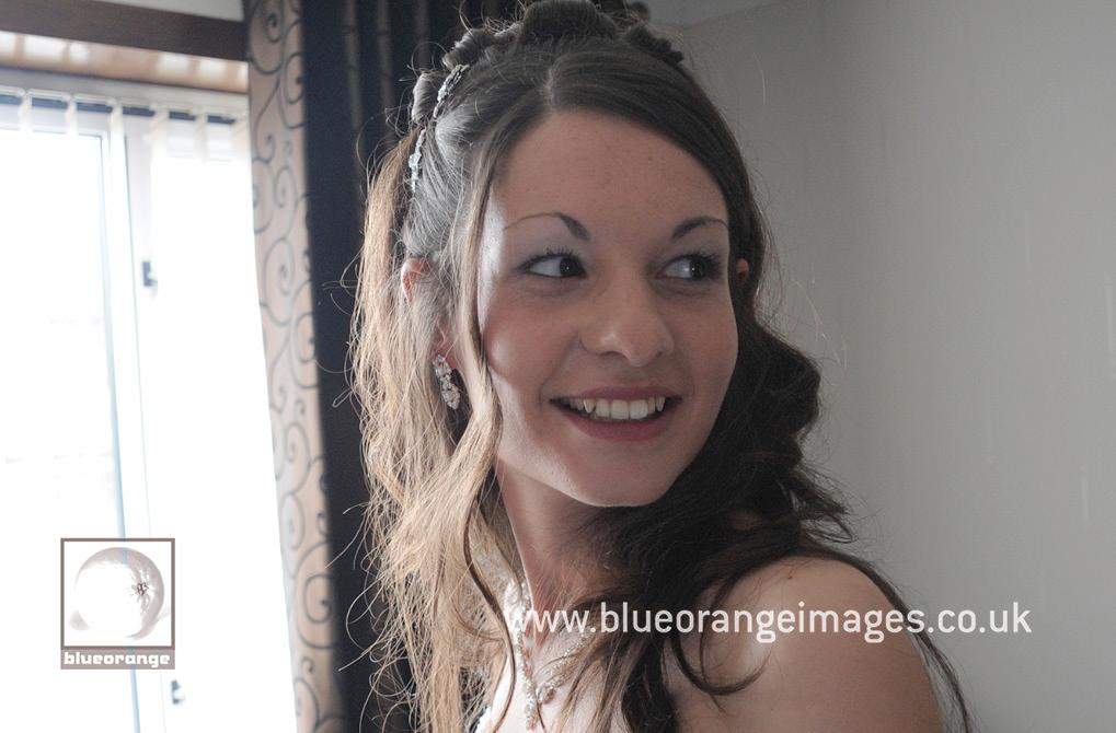 Ashleigh the bride wedding